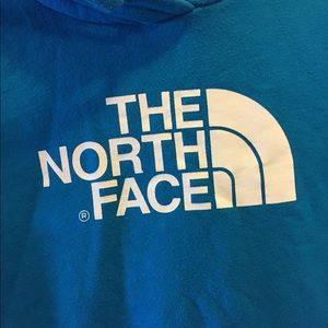 The North Face Tops - The North Face Pull Over Hoodie